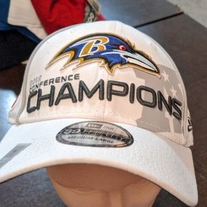 Baltimore Ravens 2012 Conference Championship hat